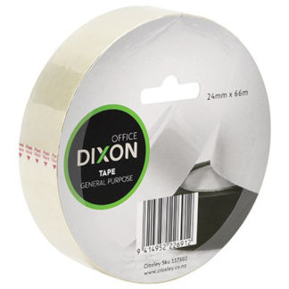 Dixon Tape General Purpose 18mmx66M