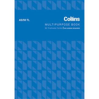 Collins Multipurpose A5/50TL - No Carbon