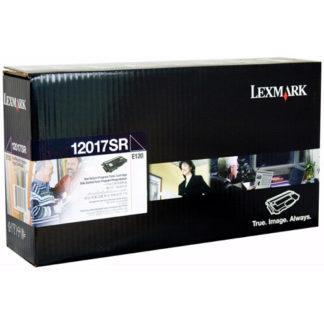 Lexmark 12017SR Black Toner