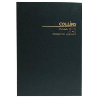 Collins Wage Book A4 P9-77