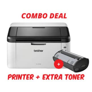 Brother HL-1210W Mono Laser Printer Combo