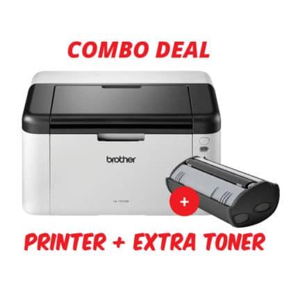 Brother HL-1210W Mono Laser Printer Combo