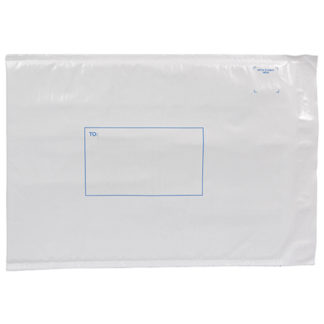 Croxley Mail Lite Bag Size 4 257X340mm (10pk)