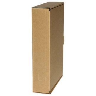 FM Storage Carton Kraft Plain Foolscap (25pk)