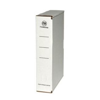 FM Storage Carton White Foolscap