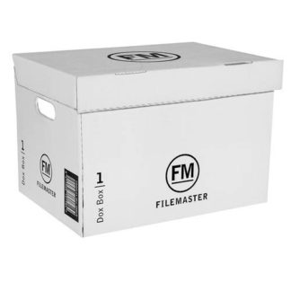 FM Box Archive White Standard