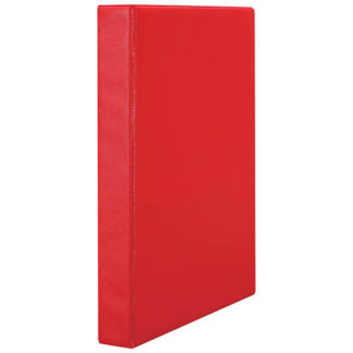 FM Ringbinder A4 2/26 Red Polyprop