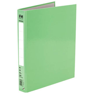 FM Ringbinder Pastel Mint Green A4