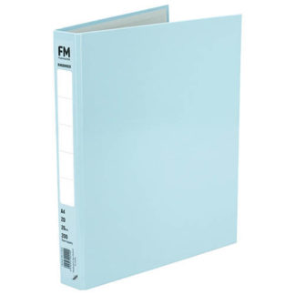 FM Ringbinder Pastel Baby Blue A4