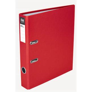 FM Binder Radofile Mini Red A4 Lever Arch
