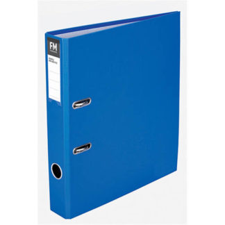 FM Binder Radofile Mini Blue A4 Lever Arch