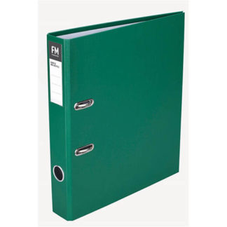 FM Binder Radofile Mini Green A4 Lever Arch