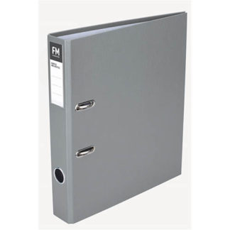 FM Binder Radofile Mini Grey A4 Lever Arch