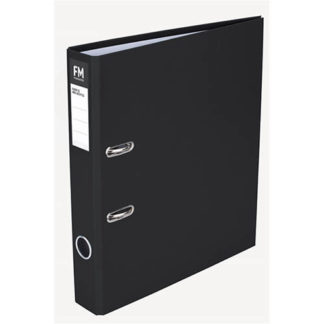 FM Binder Radofile Mini Black A4 Lever Arch