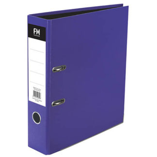FM Binder Vivid Passion Purple A4 Lever Arch