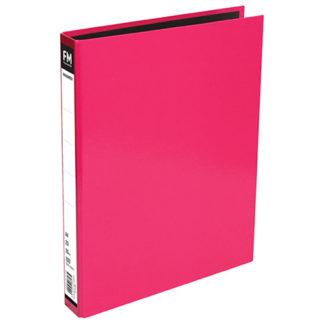 FM Ringbinder Vivid Shocking Pink A4