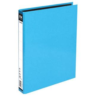 FM Ringbinder Vivid Ice Blue A4