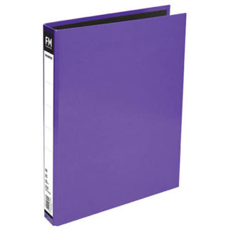 FM Ringbinder Vivid Passion Purple A4