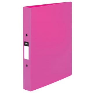 FM Ringbinder Vivid Shocking Pink A4 2/25