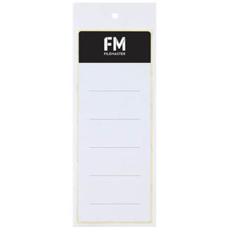 FM Label Lever Arch Spine 10 Pack