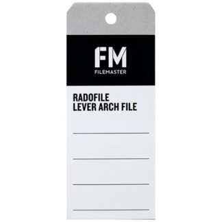 FM Label Radovision Full Arch 20 Pack