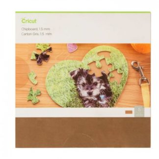 Cricut Chipboard Kraft 1.5mm