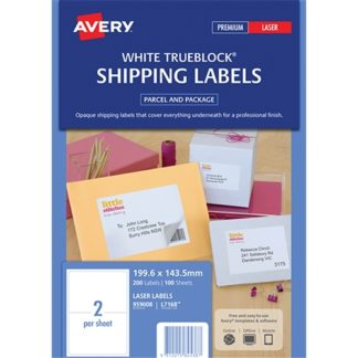 Avery Label L7168-100 Laser