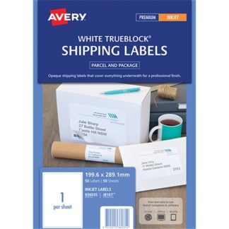 Avery Label J8167-50 Inkjet