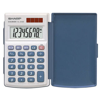 Sharp Calculator EL243S