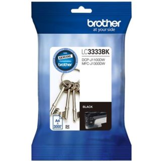 Brother Ink LC3333 Black