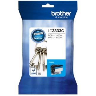 Brother Ink LC3333 Cyan