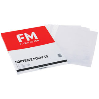 FM Pocket Copysafe A4 Box 100