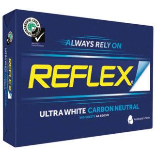 Reflex Paper A4 White 80GSM (5pk)
