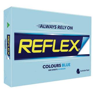 Reflex Paper A4 Blue Tint 80GSM
