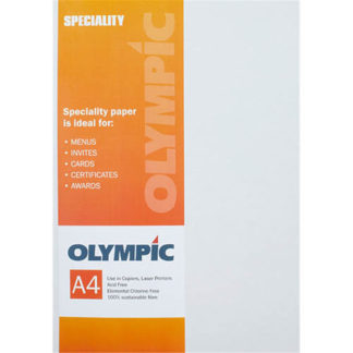 Olympic A4 Origin Avocado 110GSM 50 Sheets