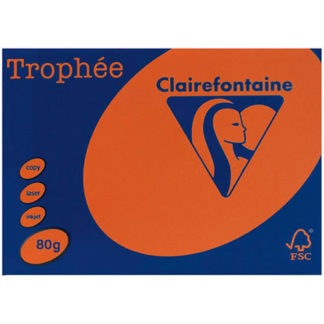 Trophee A4 Flame 80GSM 500 Sheets