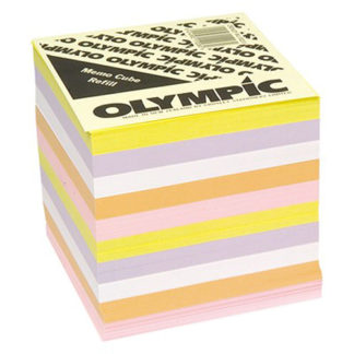 Olympic Memo Cube Full Height Refill