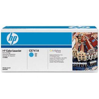HP CE741A Cyan Toner