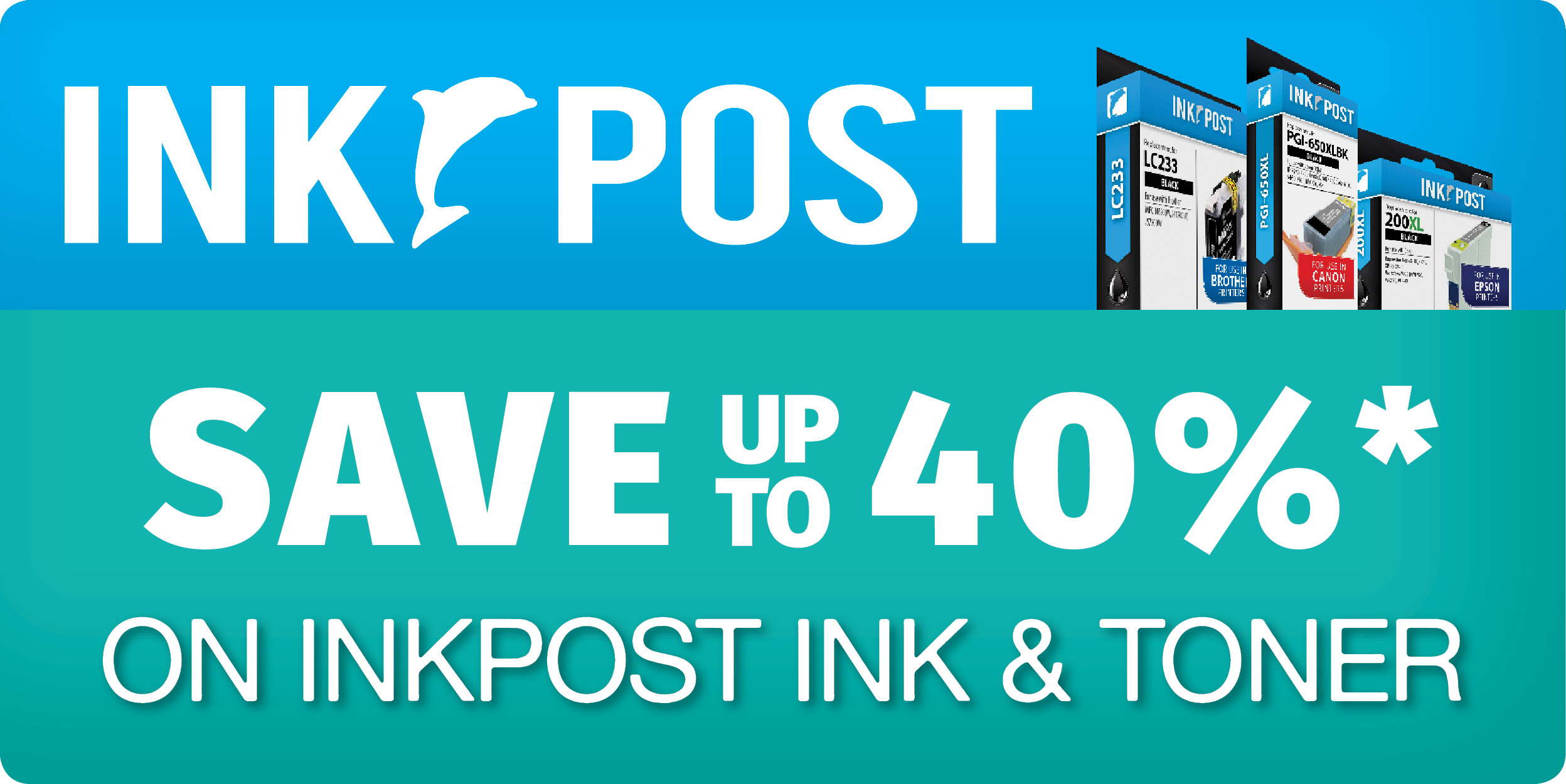 40 off inkpost