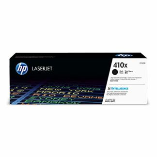 HP CF410X Black Toner