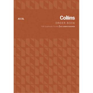 Collins Goods Order A5DL - No Carbon