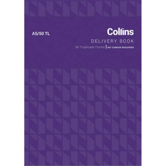 Collins Goods Delivery A5/50TL - No Carbon