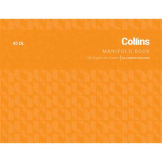 Collins Manifold 45DL - No Carbon