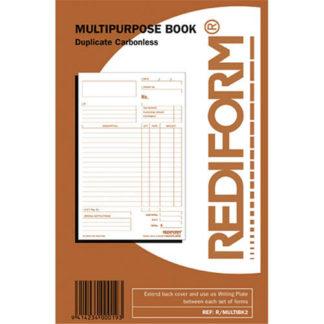 Rediform Book Multipurpose R/Multibk2
