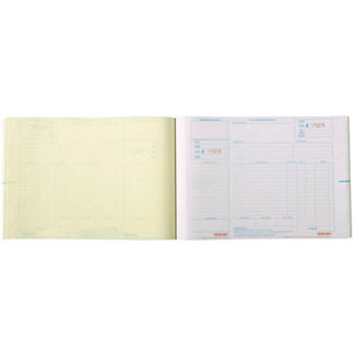 Rediform Book RTINV/3 Invoice Statement