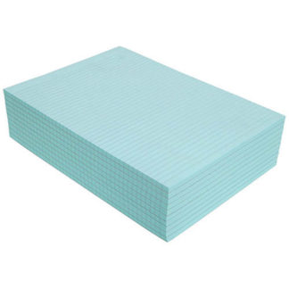 Olympic Topless Pad A4 Blue 100 Leaf