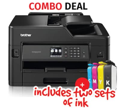 Brother MFC-J5330DW Inkjet Printer Combo