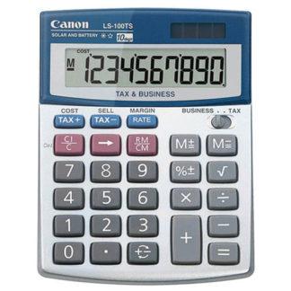 Canon Calculator LS100TS