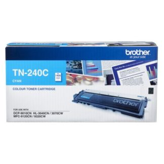 Brother TN240 Cyan Toner