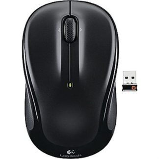 Logitech M325 USB Wireless Compact Mouse - Dark Grey